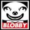 OBEY.. BLOBBY