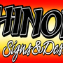 Shinobi Signs Logo by HalKoopa