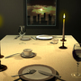 table setting by Izzy-A