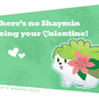 Shaymin Valentine by Sabtastic