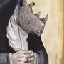 Rhinunceros by shebitmefirst