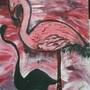 Evil Flamingo by GringoGeek