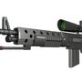 M34 Auto-sniper