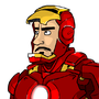 IRON MAN by mickandgreg
