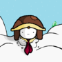 Snow Boy by FilthyNeckBeard
