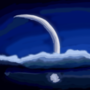 Moon Night by TheDeliMan