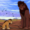Kovu and his son