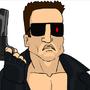 Terminator by mickandgreg