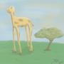 Reverse Giraffe by MrPastry