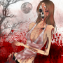 Zombie Girl by LivingDeadRabbit