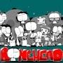 The Bonehead Huddle by Bonehead93
