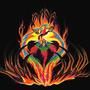 Disheartened Flame by FiraPhoenix