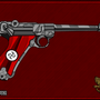Nazi Luger by C01