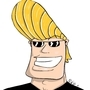 Johnny Bravo by lemonshaman