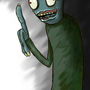salad fingers by lemonshaman