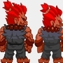 pocket akuma by madness-dude