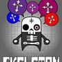 Skeleton wants crosses