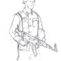 Deutsche soldat by InsaneBrutality