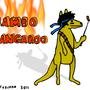 Rambo Kangaroo by Teschke
