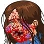 Beaten Woman by widecollar