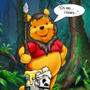 Pooh-wok by johngoldenwolf