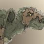 Dino-Turtle-Saurus by Dakuto