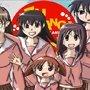 Azumanga Daioh Tribute by NikuSama