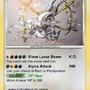Arceus Pokemon Card by Glivorz