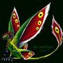 Eypic Jungle Dragon by FiraPhoenix