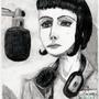 Radio Girl by KurtisPrefect