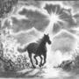 horse run by cristianemi