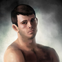 Forrest Griffin by MinioN99