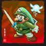 Super Zelda Bross by Wenart