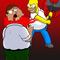 Homer Axes Peter