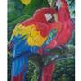 Scarlet Macaws by HackerzInc