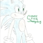 Sonic The Hedgehog by SonicTheHedgehog656