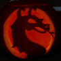 Mortal Kombat Pumpkin by bigjonny13