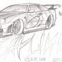 Nissan Skyline GT-R (BNR34) by RedEyesAssassin