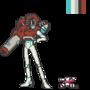 Blaster Master's Sophia mk3 by Metaru