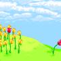 Flowers Through by skeddles