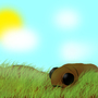 Giant Slug by Asaclubs
