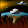 Lost Island planets by TK-DJ