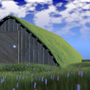 sod house by gr33bl3r
