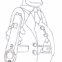 Don Homer Sketch by Dean
