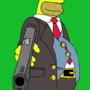 Don Homer by Dean