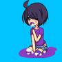 Luze and her lolipop by Kuroneko-san