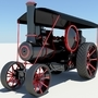 Traction Engine by vylent