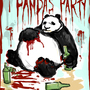 Panda's Part Hard by Lazymodecomics