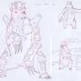 Mutant Bear LOL by Kumakun4