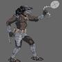Predator by jucama